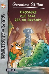 Sou fans de la sèrie dels Prehisto-rats? Esteu d'enhorabona!
