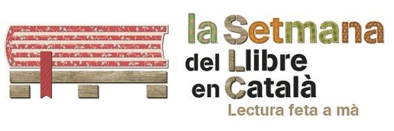Tornem a l'acció? Comencem amb una trobada extraràtica a la Setmana del Llibre en Català!!