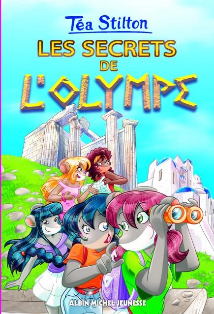 Les secrets de l'Olympe n° 20