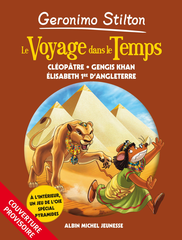 Le Voyage Dans Le Temps 4 Hors Serie I Libri Di Geronimo