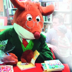 L'interview officielle de Geronimo Stilton...