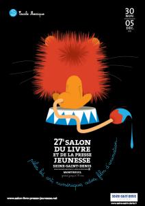 Salon du livre Jeunesse de Montreuil !
