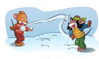Scouit ! Il neige !