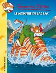 De nouvelles aventures assourissantes dans Le monstre du lac Lac!