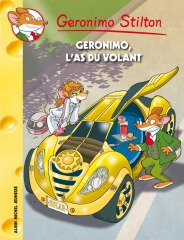GERONIMO, L'AS DU VOLANT!