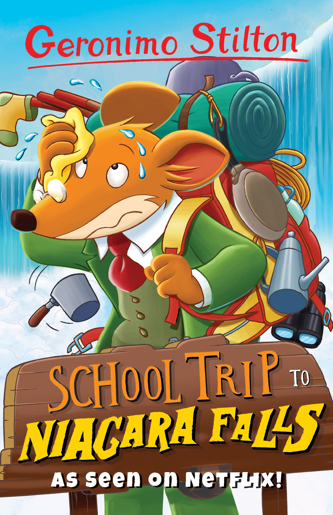 Geronimo Stilton Book Collection