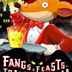 Fangs and Feasts in Transratania