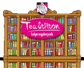 Tea Stilton képregények
