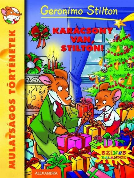 Karácsony van, Stilton!