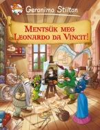 Mentsük meg Leonardo da Vincit!