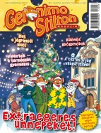 Geronimo Stilton Magazin - 2013. november-december / 6. szám