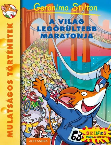A világ legőrültebb maratonja