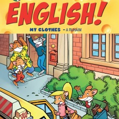 Geronimo English! My clothes – A ruháim