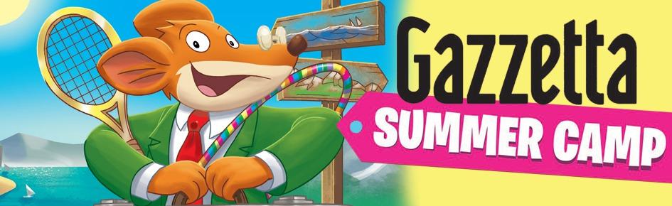 Estate stratopica al Gazzetta Summer Camp