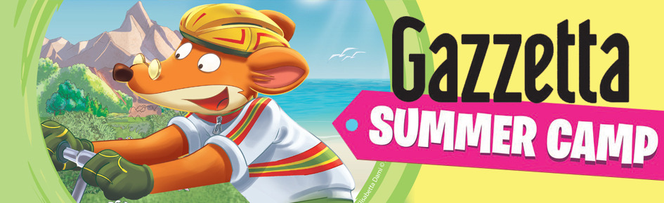 Il divertimento è garantito ai Gazzetta Summer Camp!