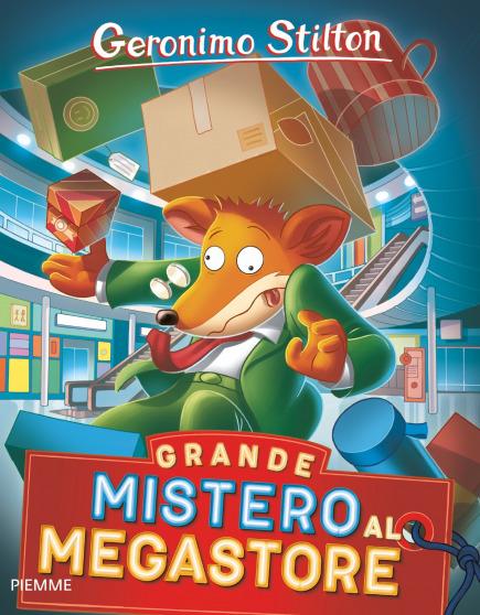 Grande mistero al Megastore