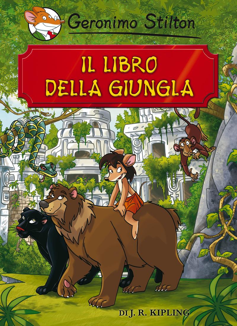 Ottobre debutta il cartone animato u cil libro della giunglau d