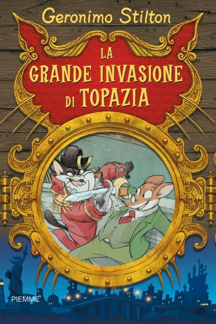 La grande invasione di Topazia