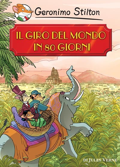 big sale 6107c 9e3e0 Il giro del mondo in 80 giorni - I grandi classici | I libri ...