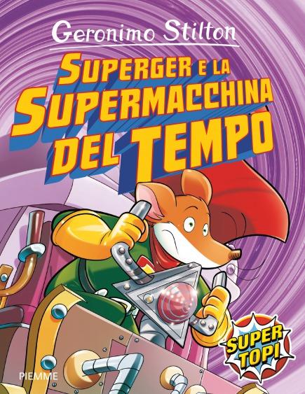 SuperGer e la supermacchina del tempo