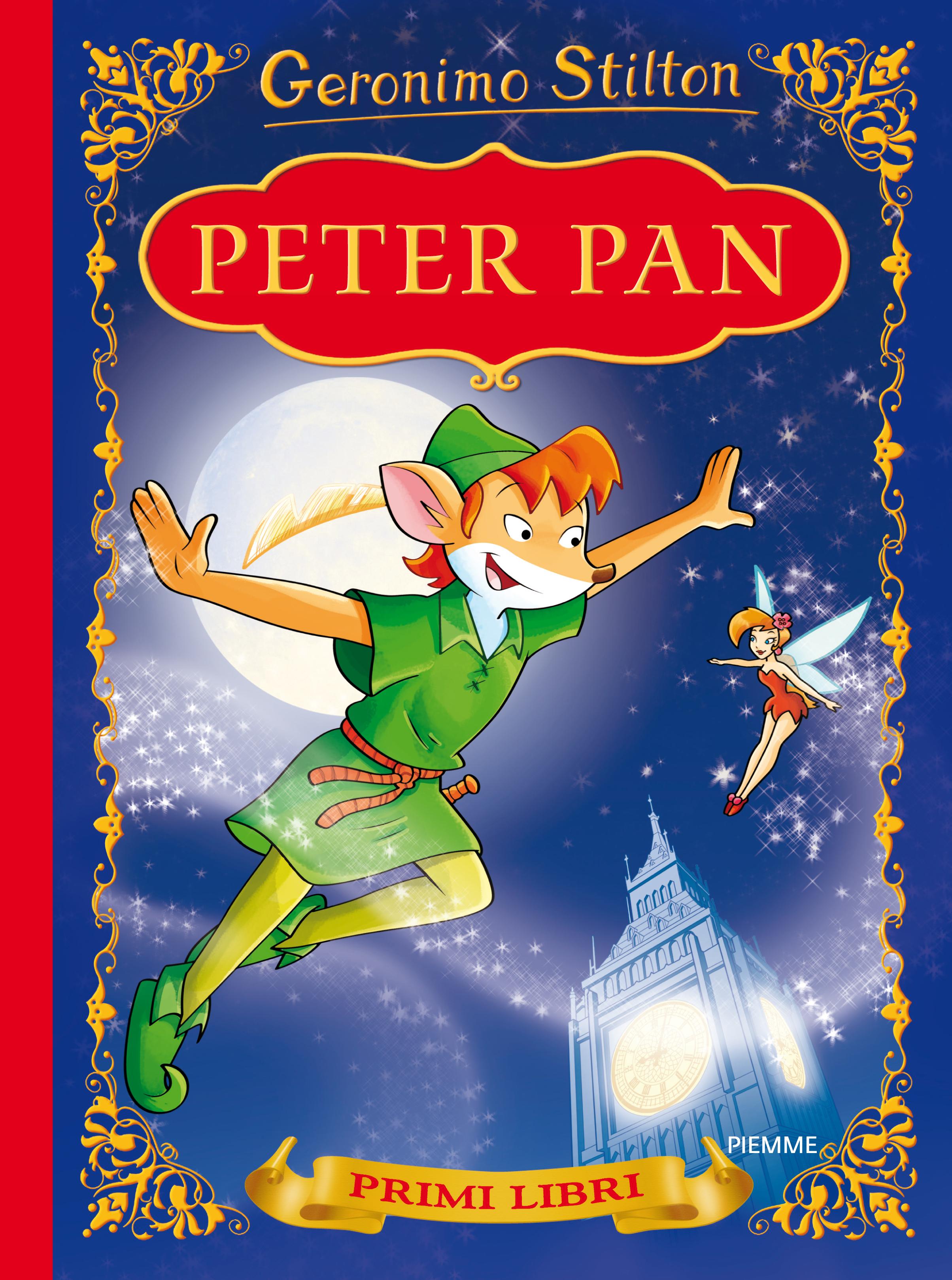 Primi libri peter pan geronimo stilton