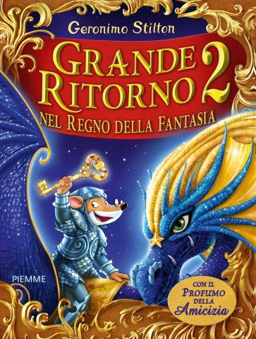 Geronimo Stilton in Pelliccia e Baffi presenta Grande Ritorno nel Regno della Fantasia 2