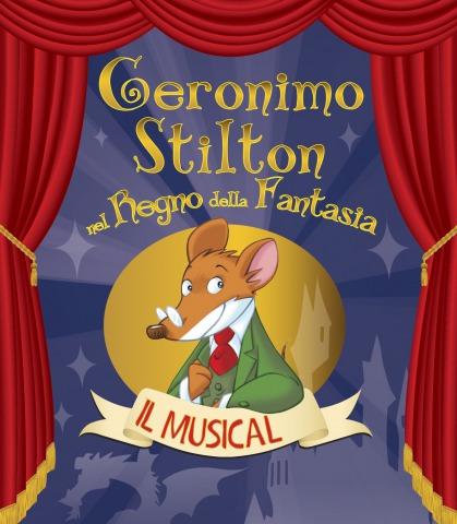 Il musical Geronimo Stilton nel Regno della Fantasia in scena a Bologna!
