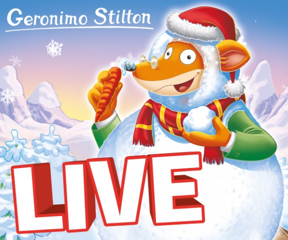 Geronimo Stilton in Pelliccia e Baffi a Follonica