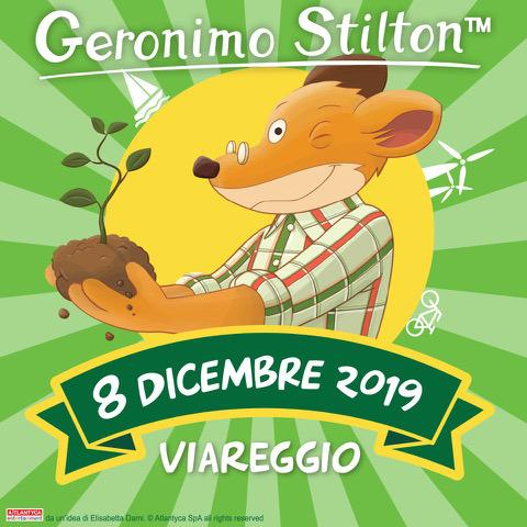 Uniti per la Terra, con Geronimo Stilton!