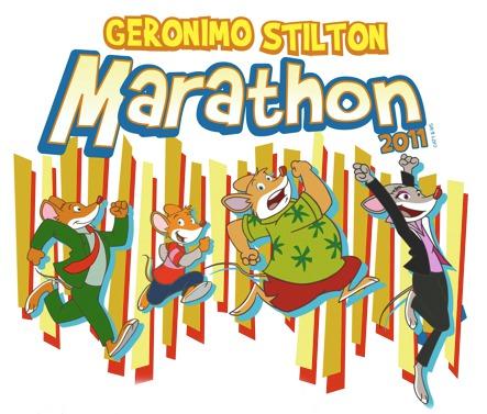 Geronimo Stilton presenta la 1° Geronimo Stilton Marathon