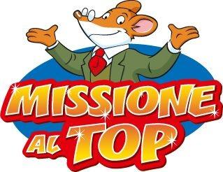 GERONIMO STILTON PRESENTA MISSIONE AL TOP