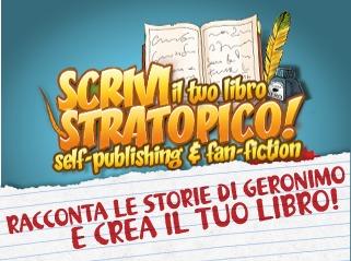 GERONIMO STILTON presenta SCRIVI STRATOPICO!