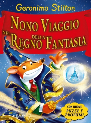 Nono Viaggio nel Regno della Fantasia
