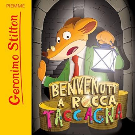 Audiobook - Benvenuti a Rocca Taccagna