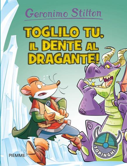 Toglilo tu, il dente al dragante!