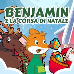 Benjamin e la corsa di Natale
