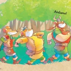 Il manuale dell'Esploratore Topingo