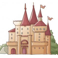 Costruisci un castello medievale!