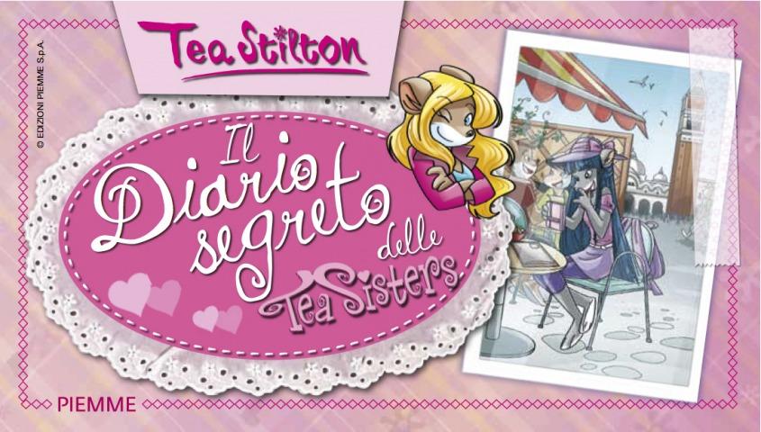 La stratopica cartolina di Violet!