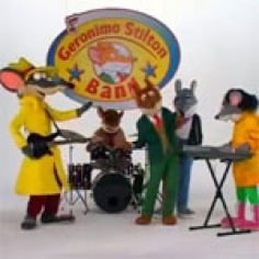 Tipo di topo al top - Geronimo Stilton Band