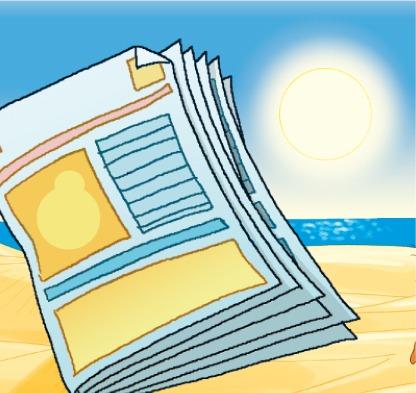 Festeggiamo l'estate con un'edizione speciale dell'Eco del Roditore!