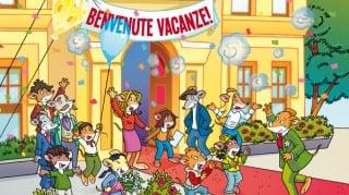 L'anno scolastico è finito: benvenute vacanze!