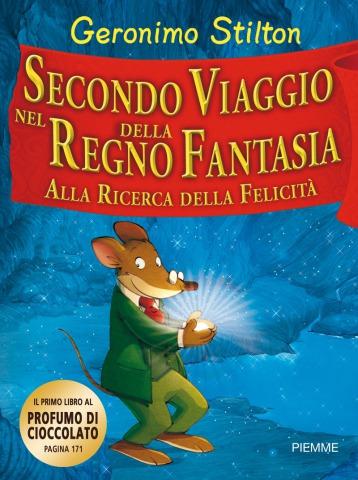 Vi ricordate il mio secondo viaggio nel Regno della Fantasia?
