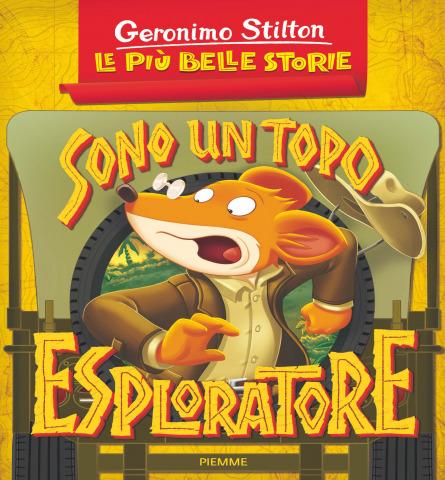 Sono un topo esploratore!