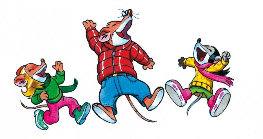 Auguri topolosi per un 2013.. coi baffi!