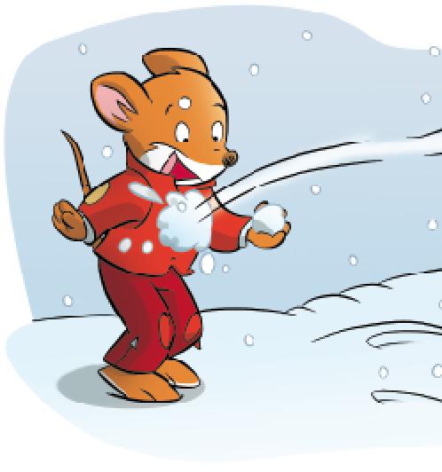 Nevica... raccontaci le tue avventure sulla neve!