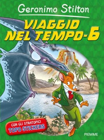 E`arrivato VIAGGIO NEL TEMPO 6!