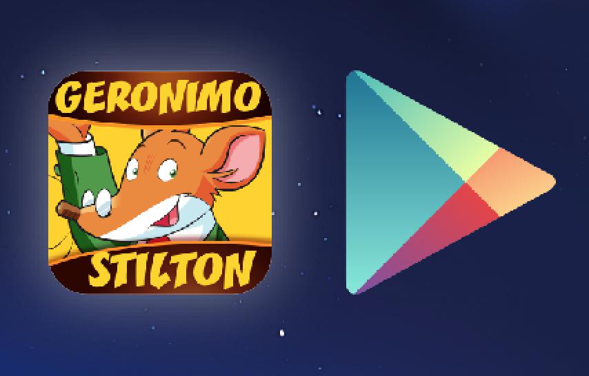 L'app di Geronimo da oggi è anche su Google Play!