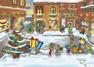 Le vostre rime di Natale sul Topoblog!