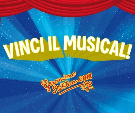 Liberate la fantasia e vincete il musical!